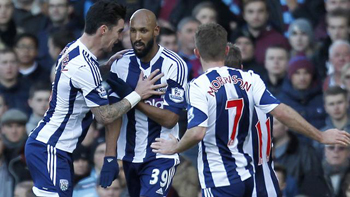Nickolas Anelka and his Quenelle gesture