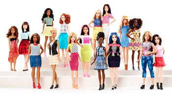 Barbie Dolls and real women