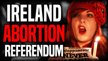 Abortion referendum in Ireland