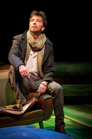 James Clyde as Jacques. Photo by Jonathan Keenan
