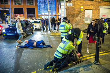 Manchester: New Year's Eve