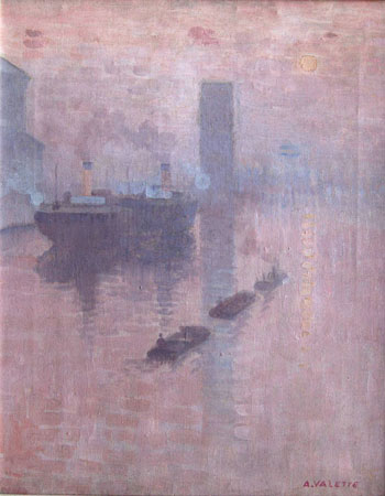 Adolphe Valette (1876 � 1942) at The Lowry