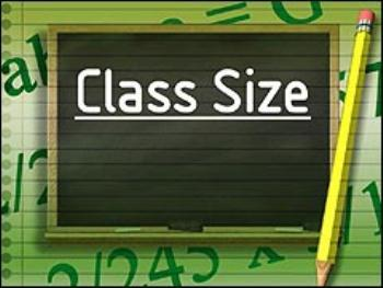 Class Size - does it matter?