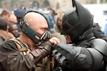Hope and Redemption in The Dark Knight Rises