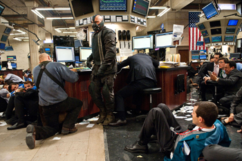 Occupy Wall Street and The Dark Knight