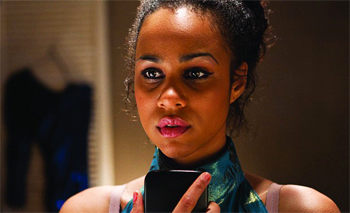 Zawe Ashton as the tragic Joyce Carol Vincent