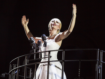Evita at The Lowry