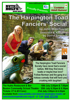 The Harpington Toad Fanciers' Social