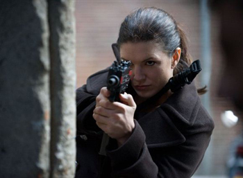 Haywire with Gina Carano