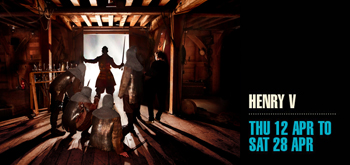 Henry V at Liverpool Playhouse