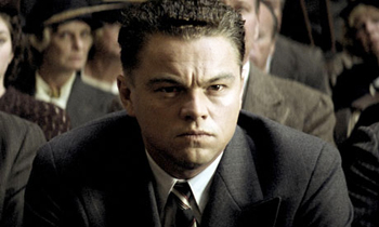 Leonardo DiCaprio as J Edgar