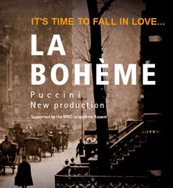 Welsh National Opera - La boh�me