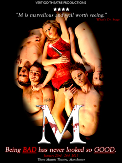 M by Vertigo Theatre