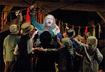 Neil Morrisey as Fagin