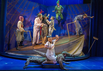 Peter Pan Gone Wrong at The Lowry