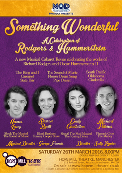 Something Wonderful at Hope Mill Theatre