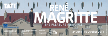 Rene Magritte Exhbition at Tate Liverpool