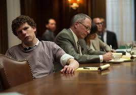The Social Network - Jesse Eisenberg as Zuckerberg