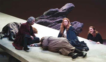 Welsh National Opera - Tristan and Isolde
