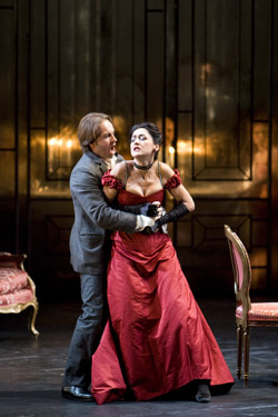 La Traviata by Welsh National Opera