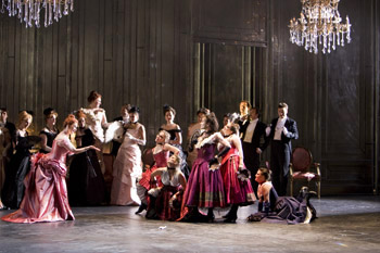 La Traviata by WNO