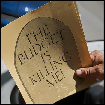 The Budget: Death of Welfare?