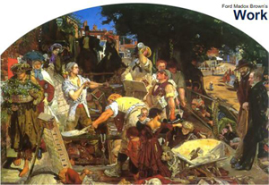 Work by Ford Madox Brown
